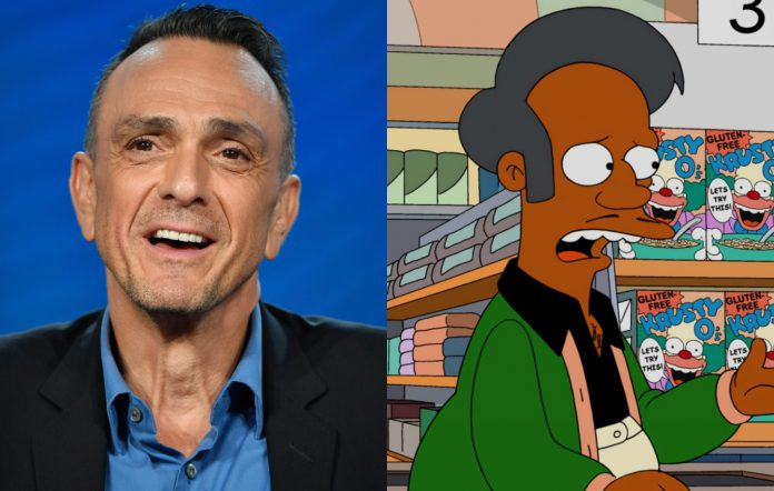 hank azaria apologises apu the simpsons