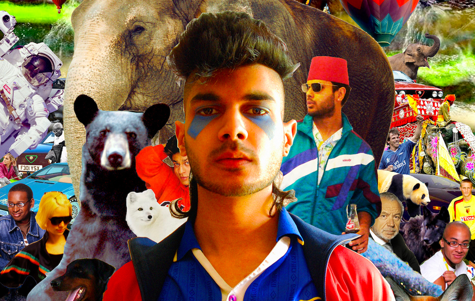 Jai Paul 10th anniversary of BTSTU recreated Myspace page new track Super Salamander
