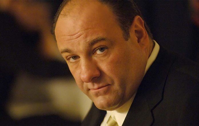 James Gandolfini Sopranos