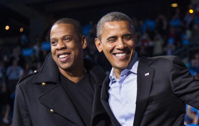 Jay-Z Barack Obama 2012