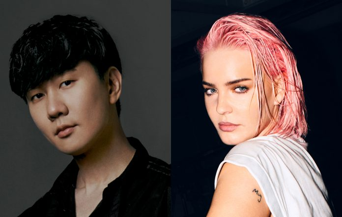 JJ Lin collaborates with Anne Marie on English language ballad Bedroom EP Like You Do