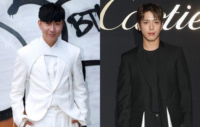 JJ Lin, Yonghwa CNBLUE