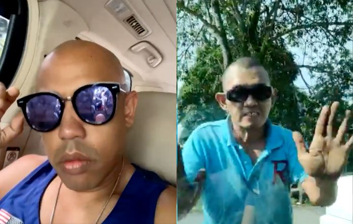 Joe Flizzow reacts to Malaysia road rage viral video lookalike rapper