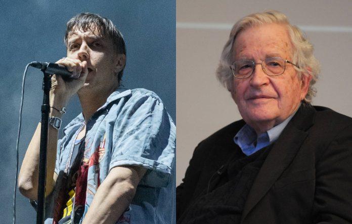 Julian Casablancas / Noam Chomsky