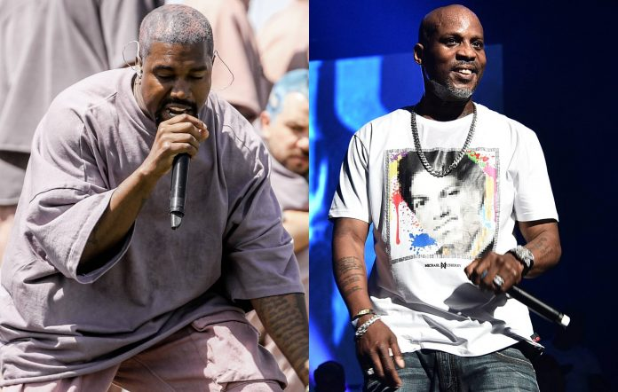 Kanye West and Balenciaga's DMX tribute shirts reportedly raise over $1million for late rapper's family
