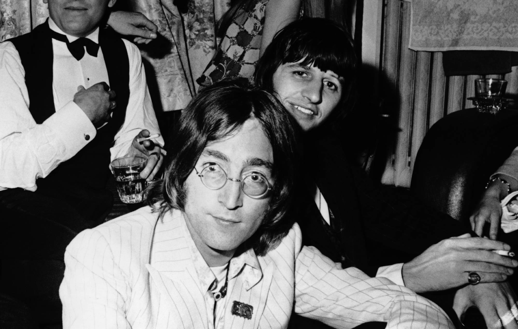 """Ringo Starr remembers John Lennon as """"one of the greats"""" at Plastic Ono Band listening party"""