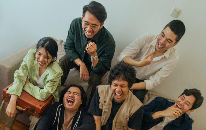 Lomba Sihir new album Selamat Datang di Ujung Dunia Indonesia Jakarta Hindia 2021
