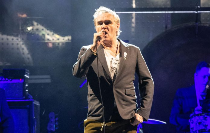 Morrissey responds to Simpsons episode about The Smiths