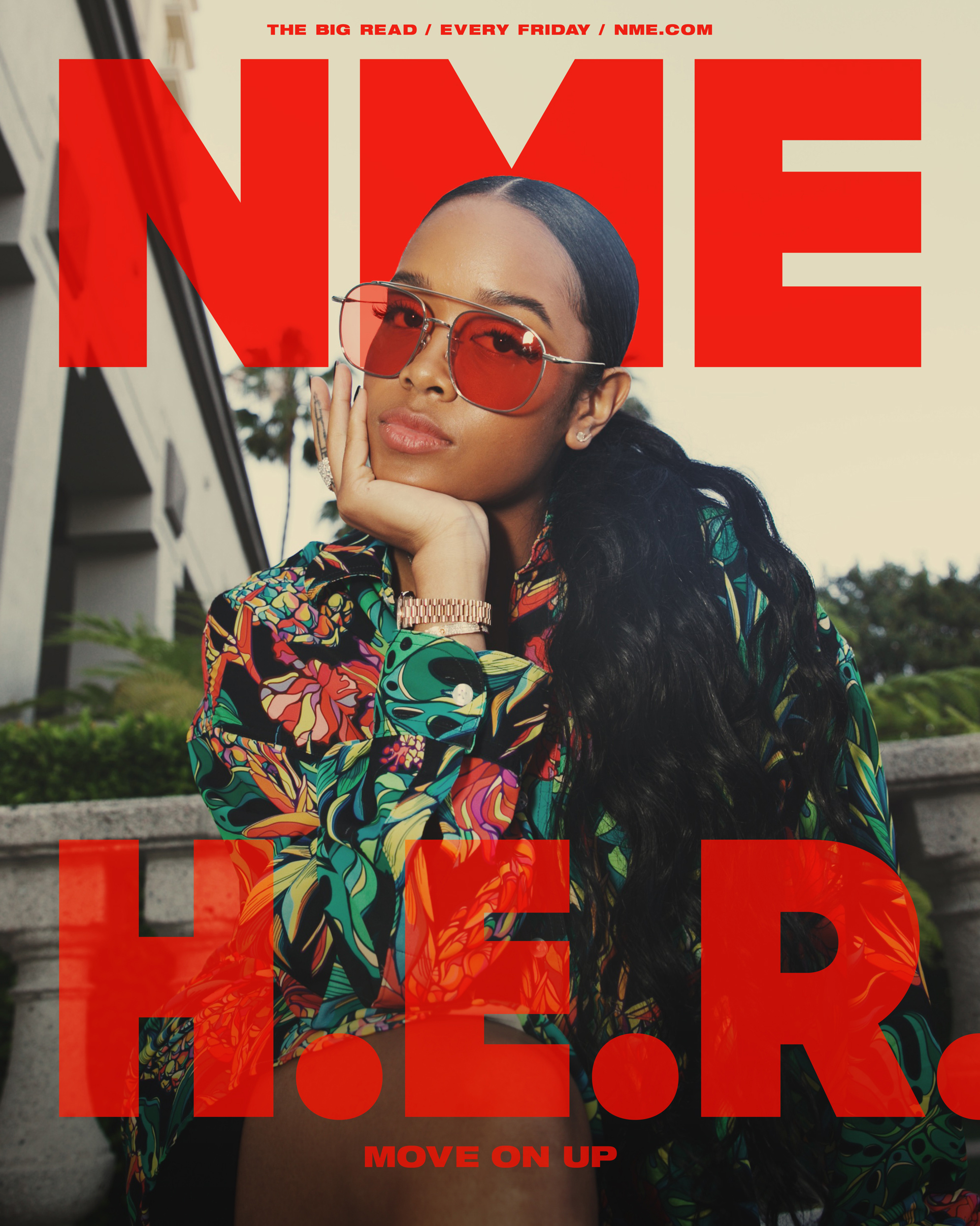 NME Cover 2021 HER