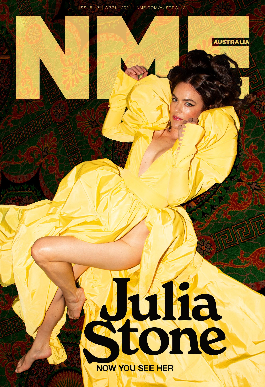 NME Cover AU 2021 Julia Stone