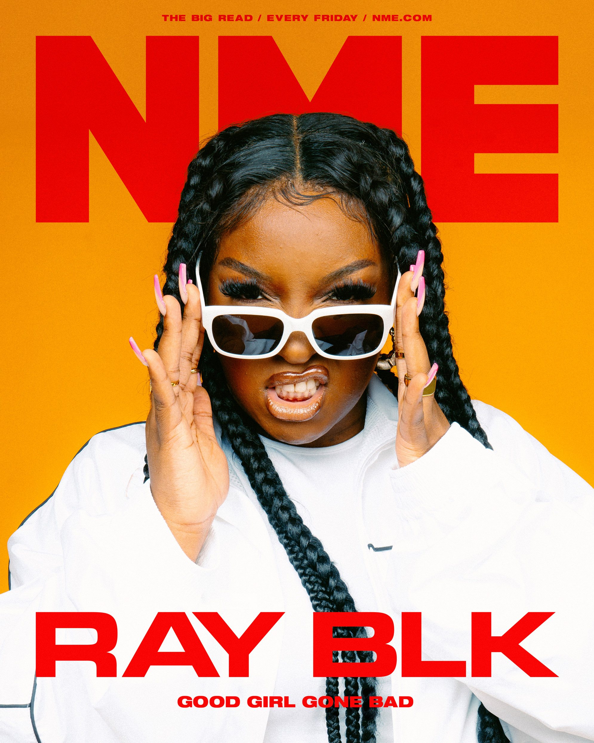 NME Cover 2021 Ray BLK