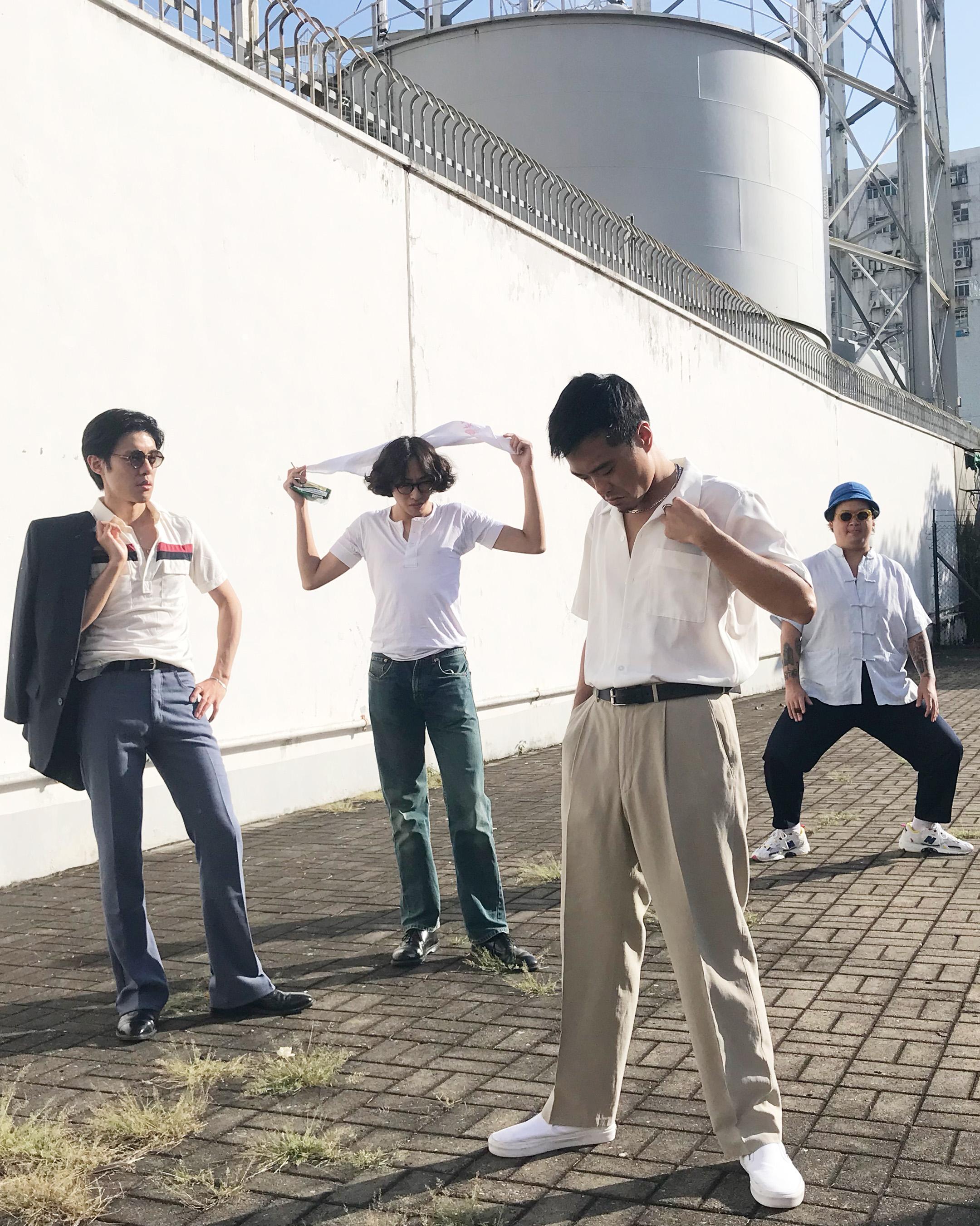 Asia experimental music folk traditions Hong Kong band NYPD