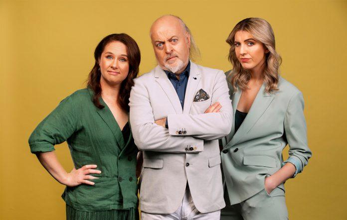 Bill Bailey interview Patriot Brains comedy panel show Australia New Zealand