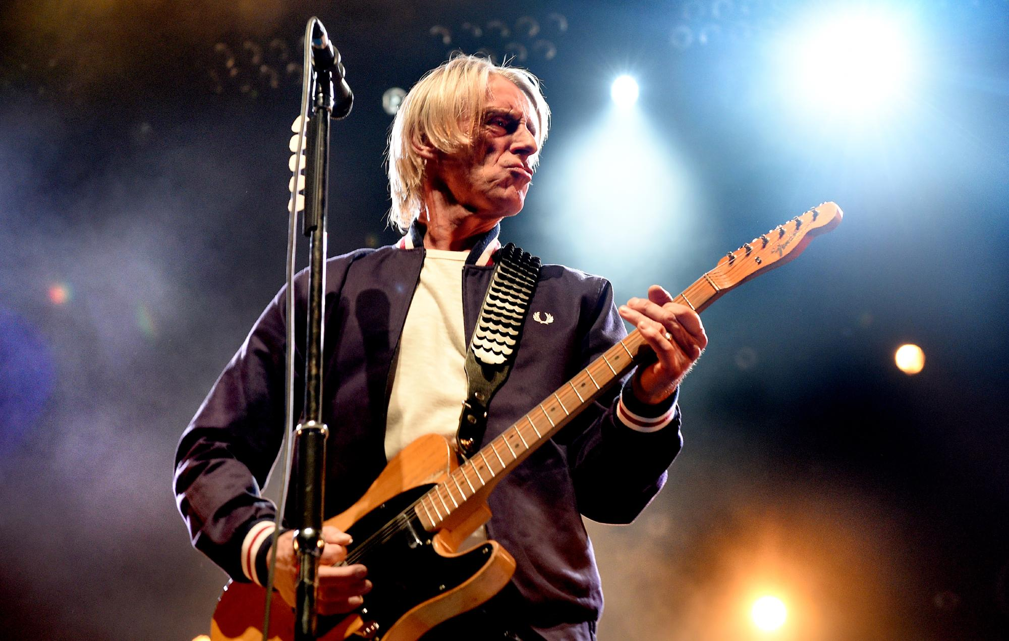 Paul Weller opens up about making music during lockdown