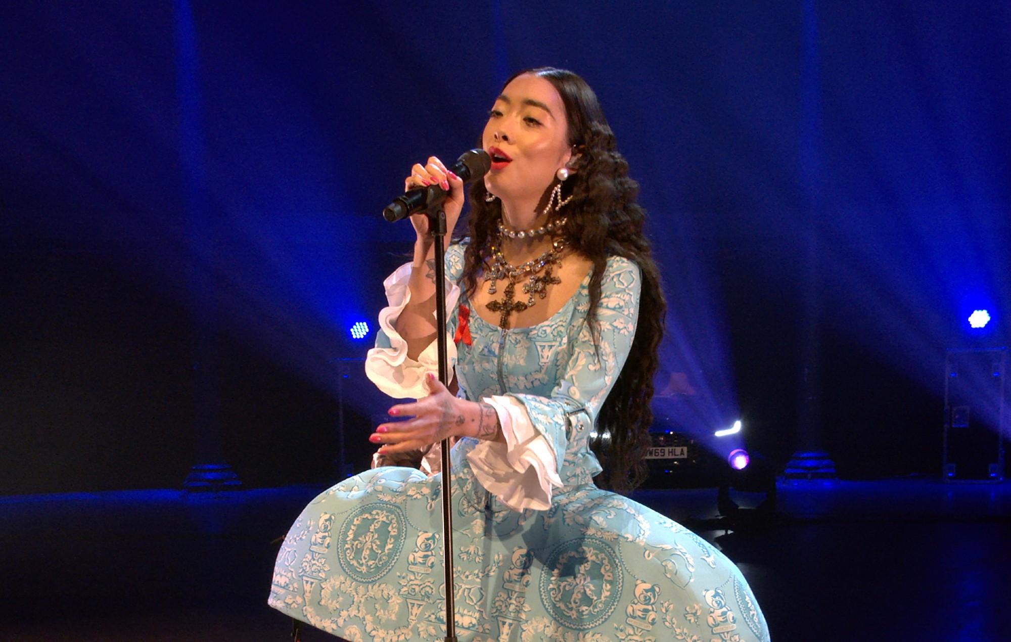 Rina Sawayama says she's already begun work on second album