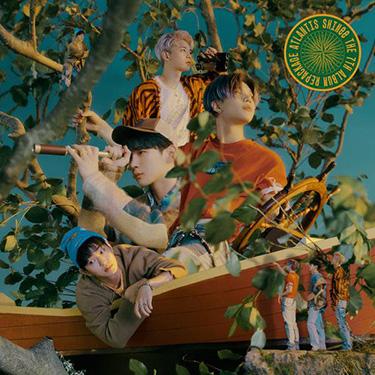 shinee atlantis album cover