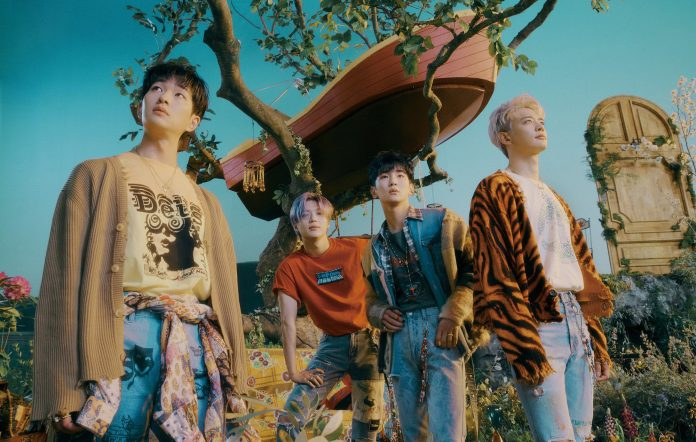 shinee atlantis review