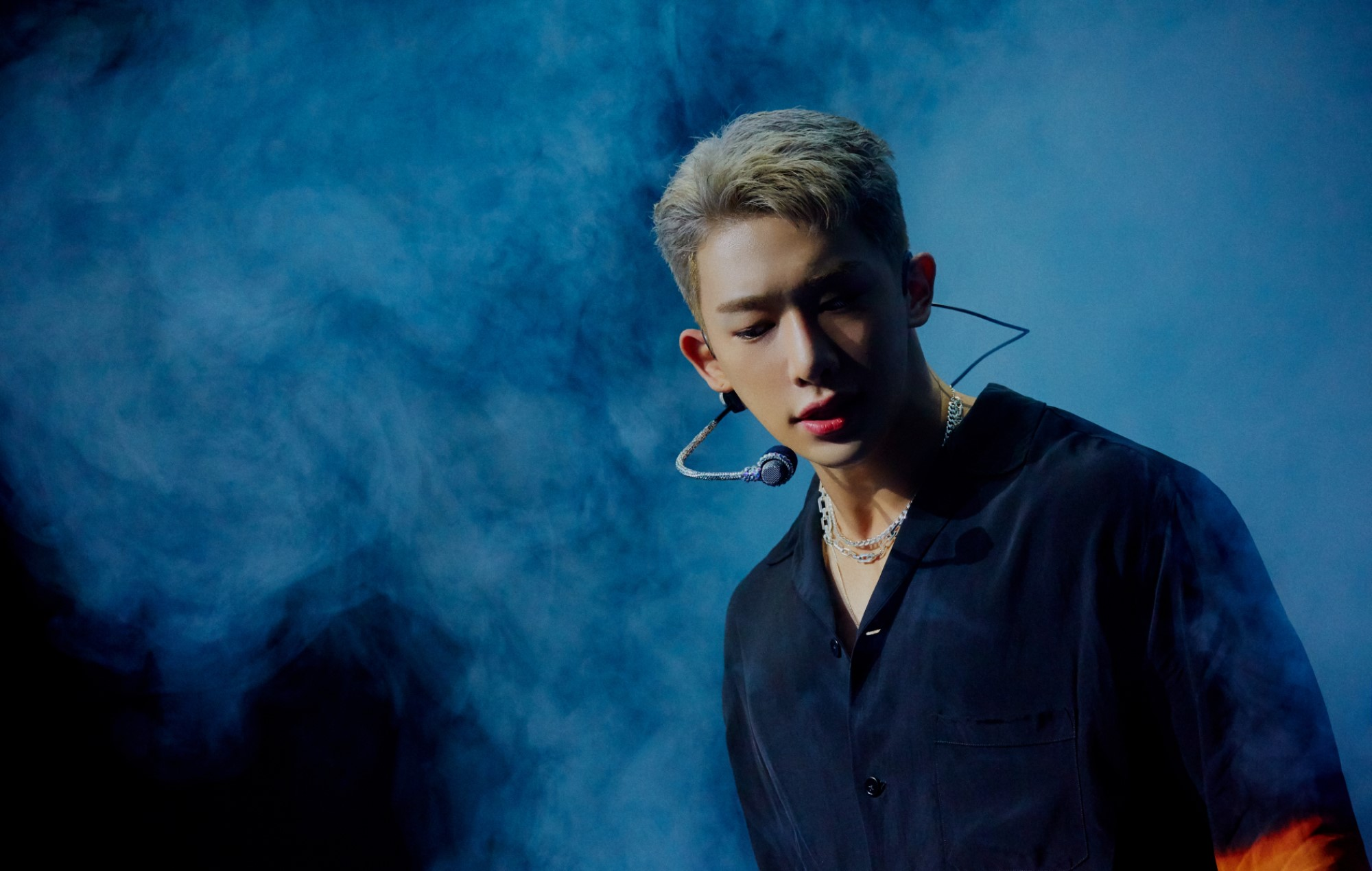 wonho concert live review