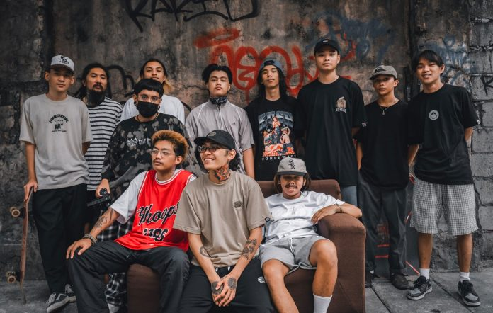 1096 Gang new song Gawin TikTok Pajama Party cypher