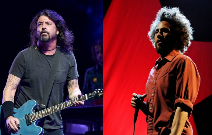 Foo Fighetrs and Rage Against The Machine