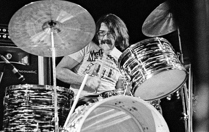 Drummer Roger Hawkins