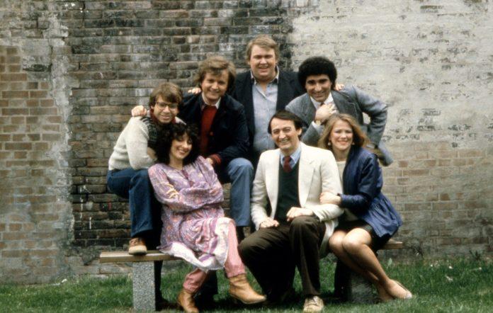 The cast of SCTV