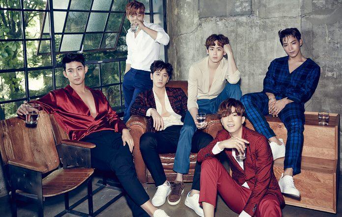 2PM comeback in June 2021