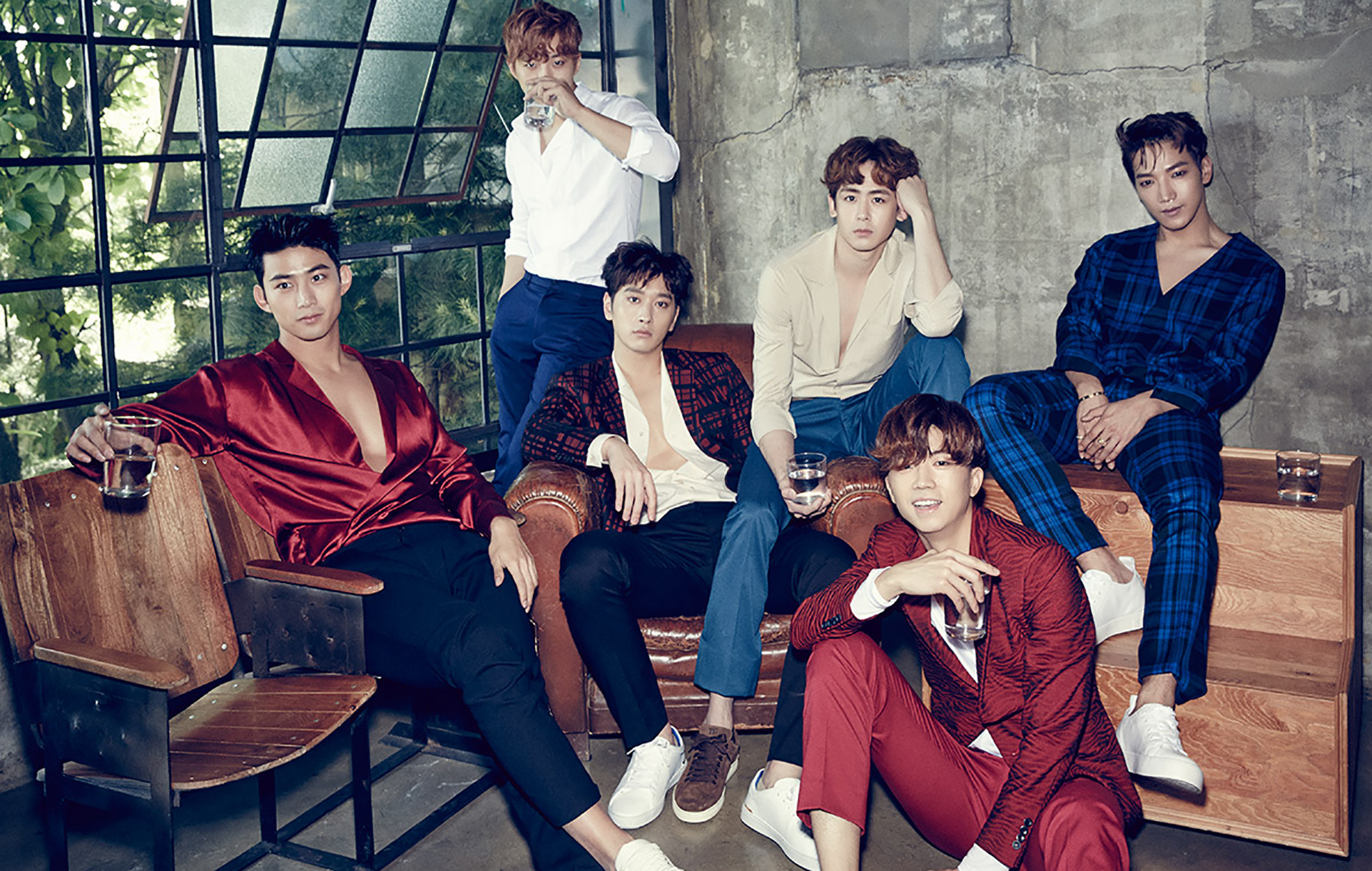 2PM unveil tracklist for long-awaited comeback album, 'Must'