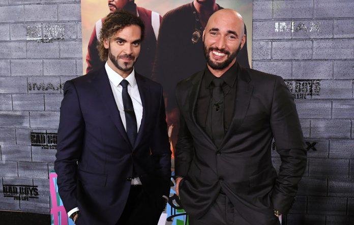 Adil El Arbi and Bilall Fallah