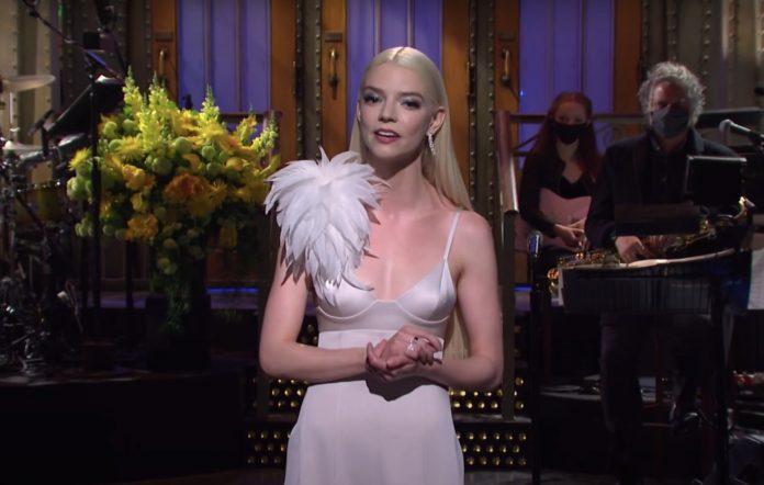 Anya Taylor-Joy on 'Saturday Night Live'