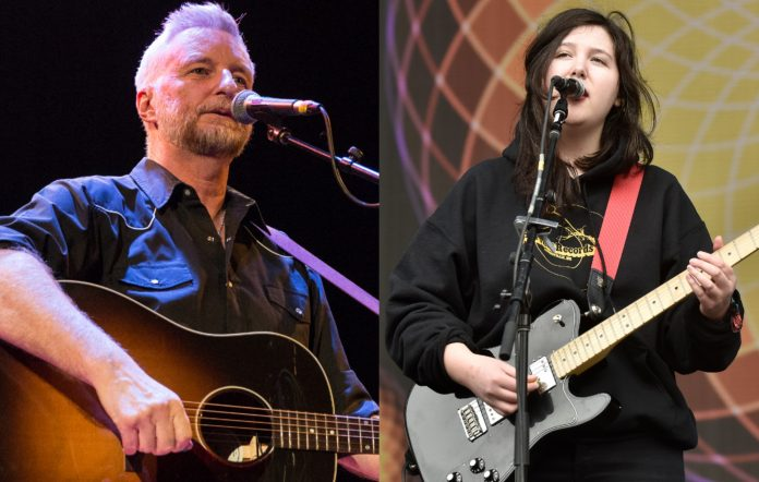 Billy Bragg and Lucy Dacus