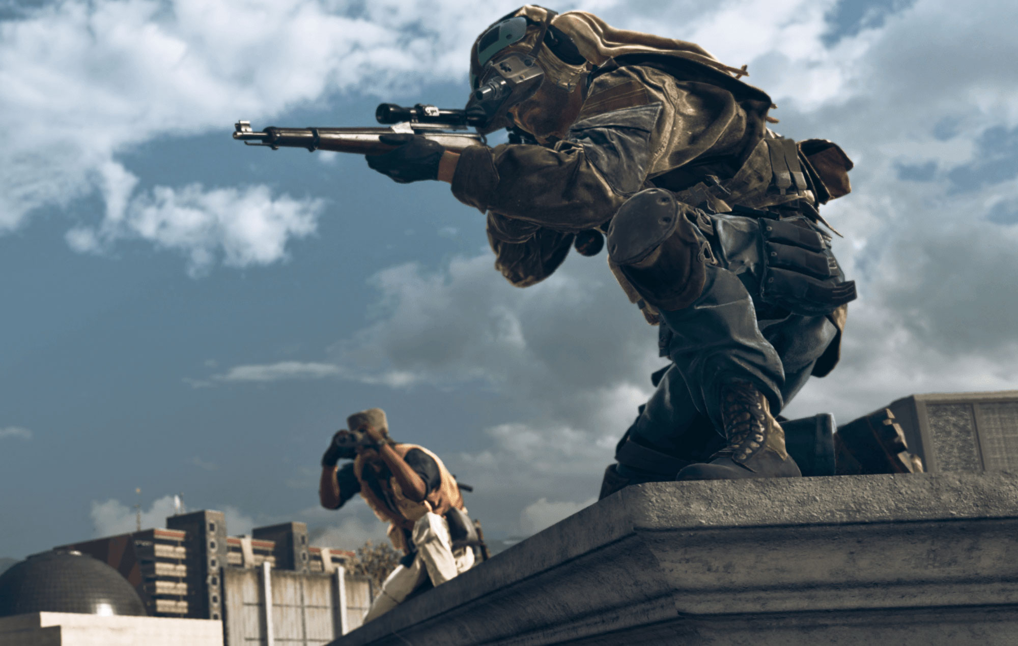 Summer Games Fest Call of Duty: Warzone Sniper Rifles