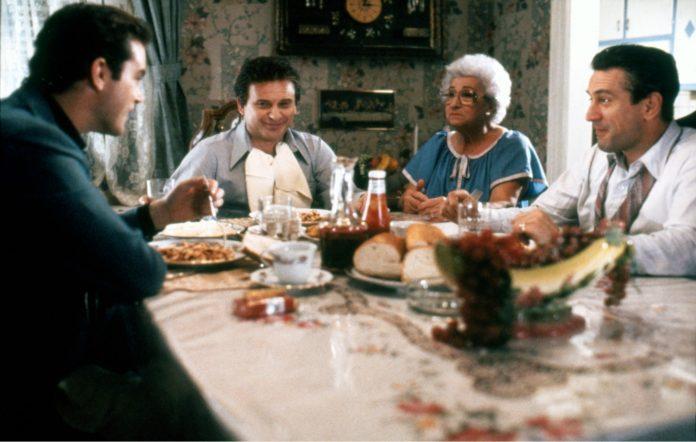 Catherine Scorsese in Goodfellas