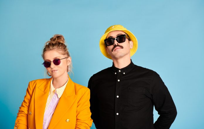 Check out KLP and Stace Cadet's bright new track 'People Happy'