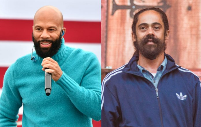 Common and Damian Marley