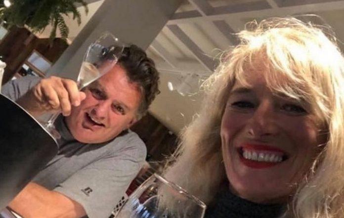Craig Duffy and Sue Parmiter