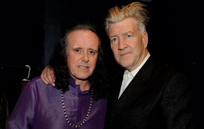 David Lynch and Donovan