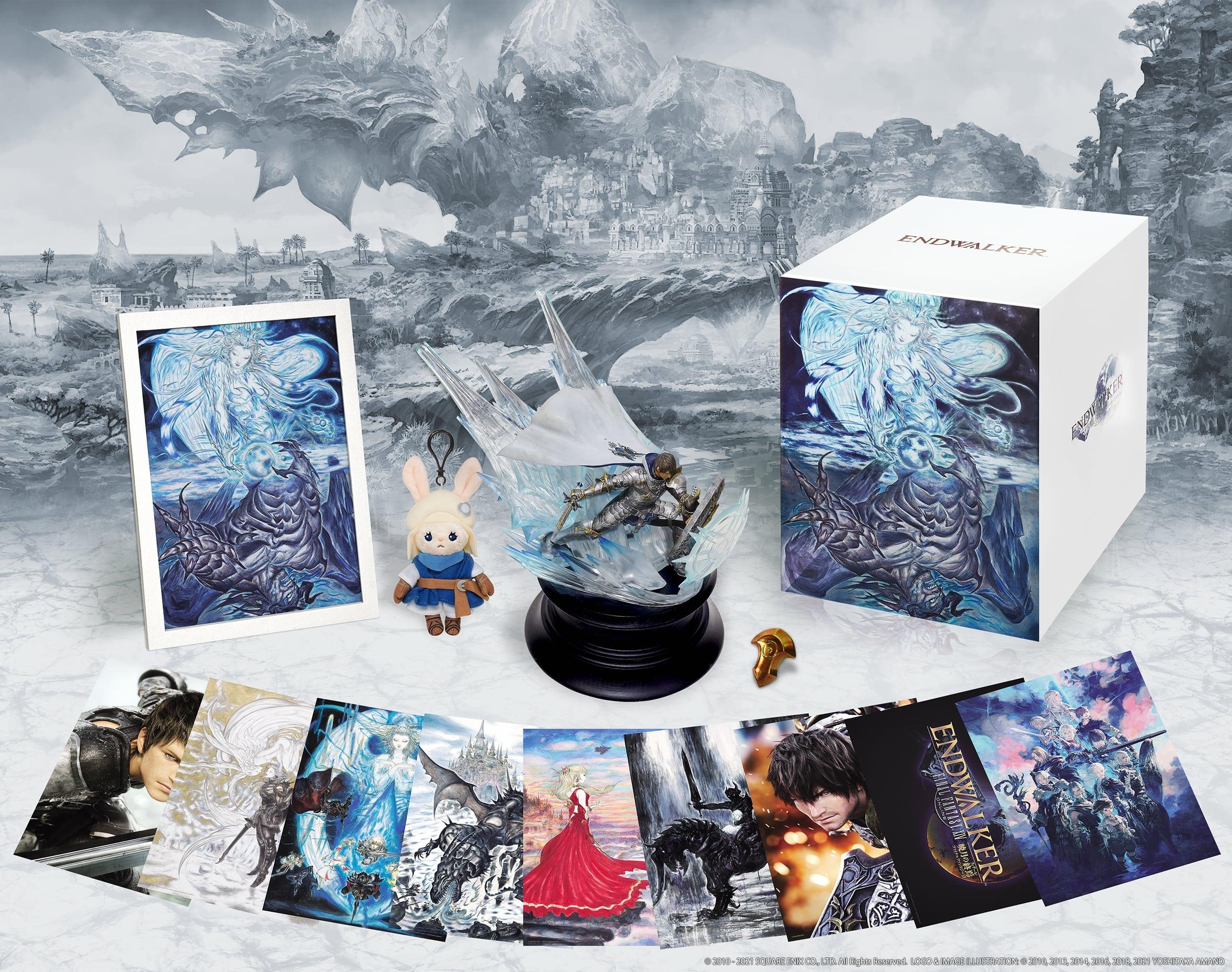 Final Fantasy XIV: Endwalker Collector's Edition