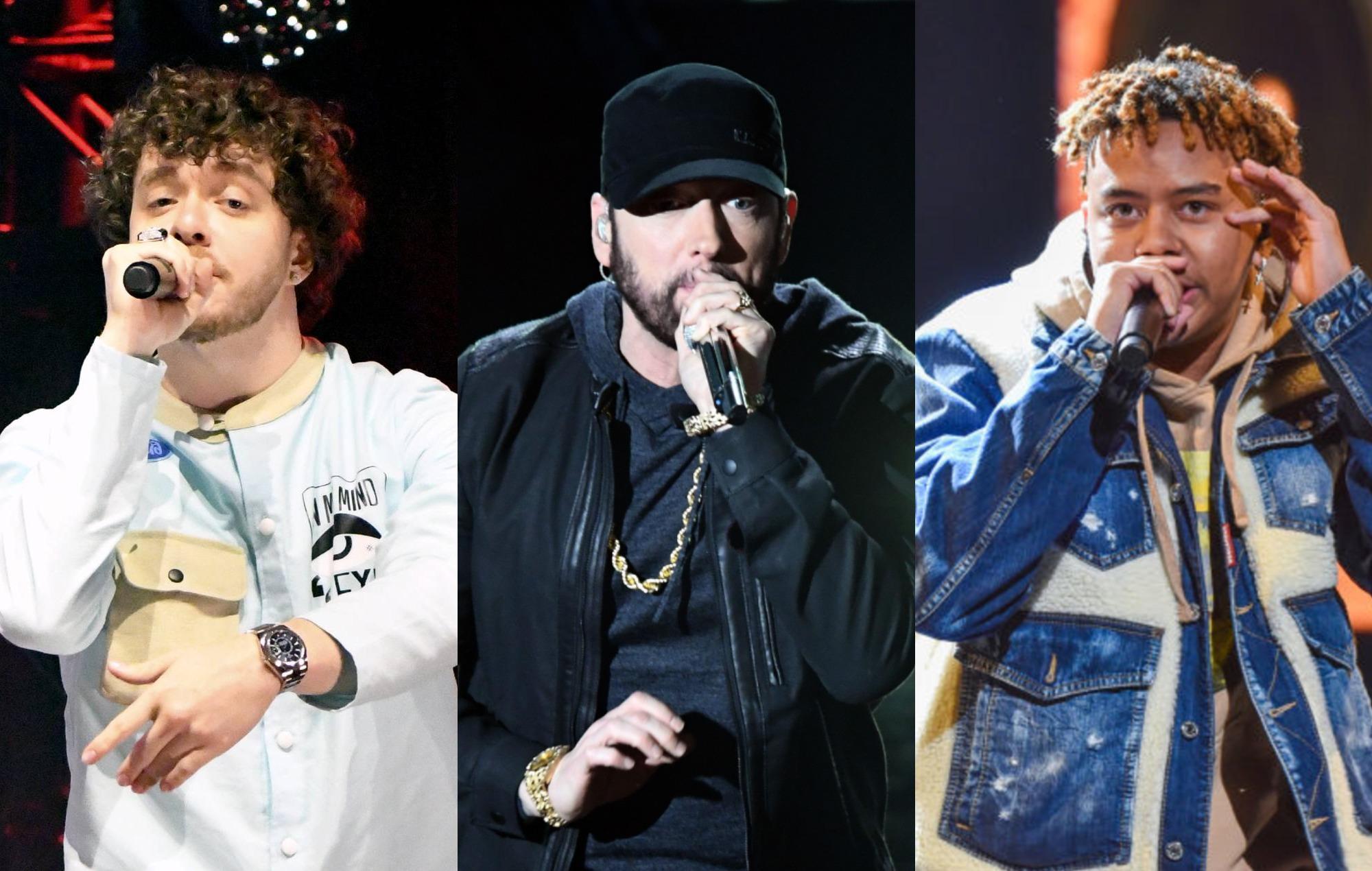 Eminem recruits Jack Harlow and Cordae for 'Killer' remix