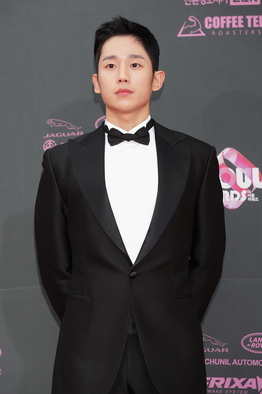 Blackpink Jisoo JTBC drama series Snowdrop Jung Hae-In