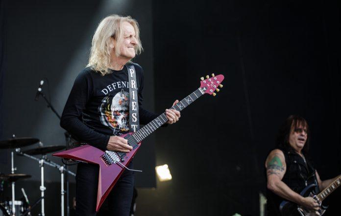 Judas Priest KK Downing