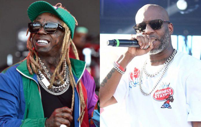 Lil Wayne and DMX