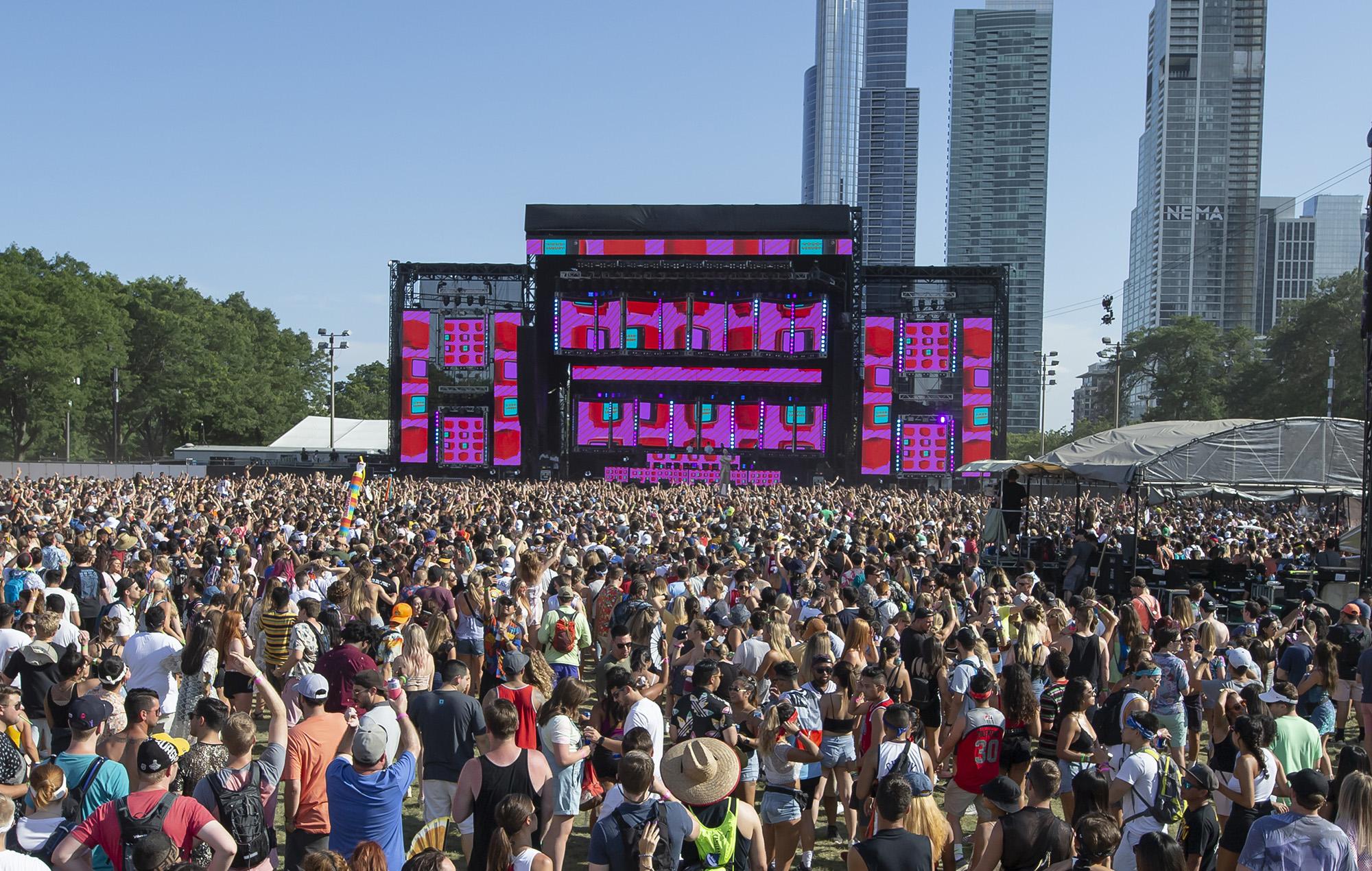 Lollapalooza in 2019