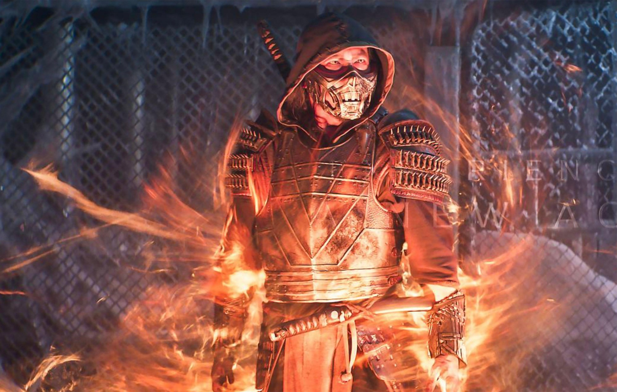 Mortal Kombat Joe Taslim as Bi-Han_Sub-Zero