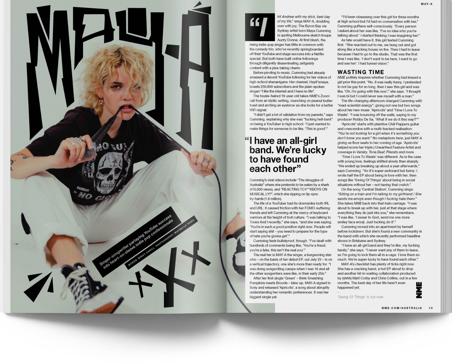 NME Australia Magazine Issue 18