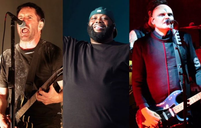 Riot Fest - Nine Inch Nails, Run The Jewels and Smashing Pumpkins