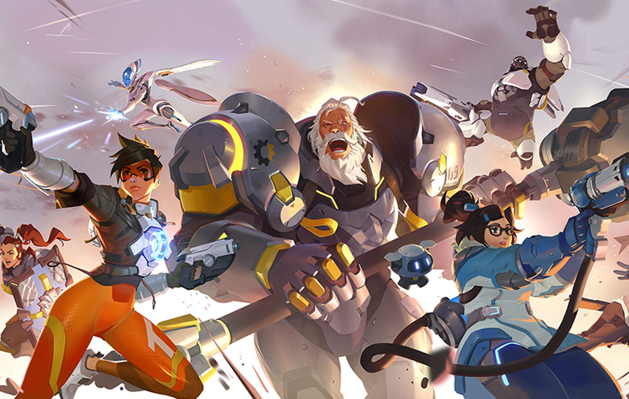 Overwatch artwork