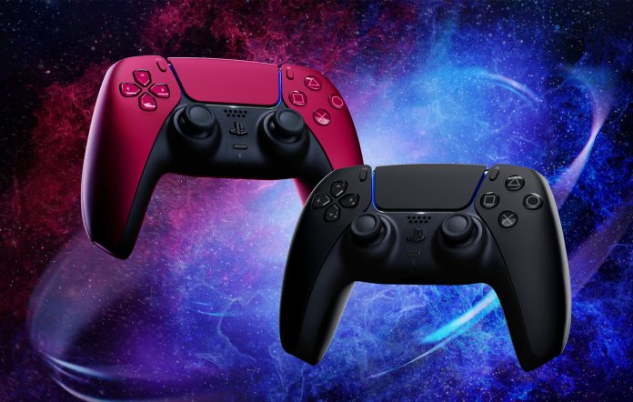 PS5 DualSense wireless controllers