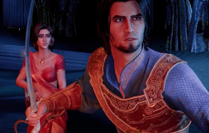 Prince Of Persia: Sand Of Time Remake Screenshot