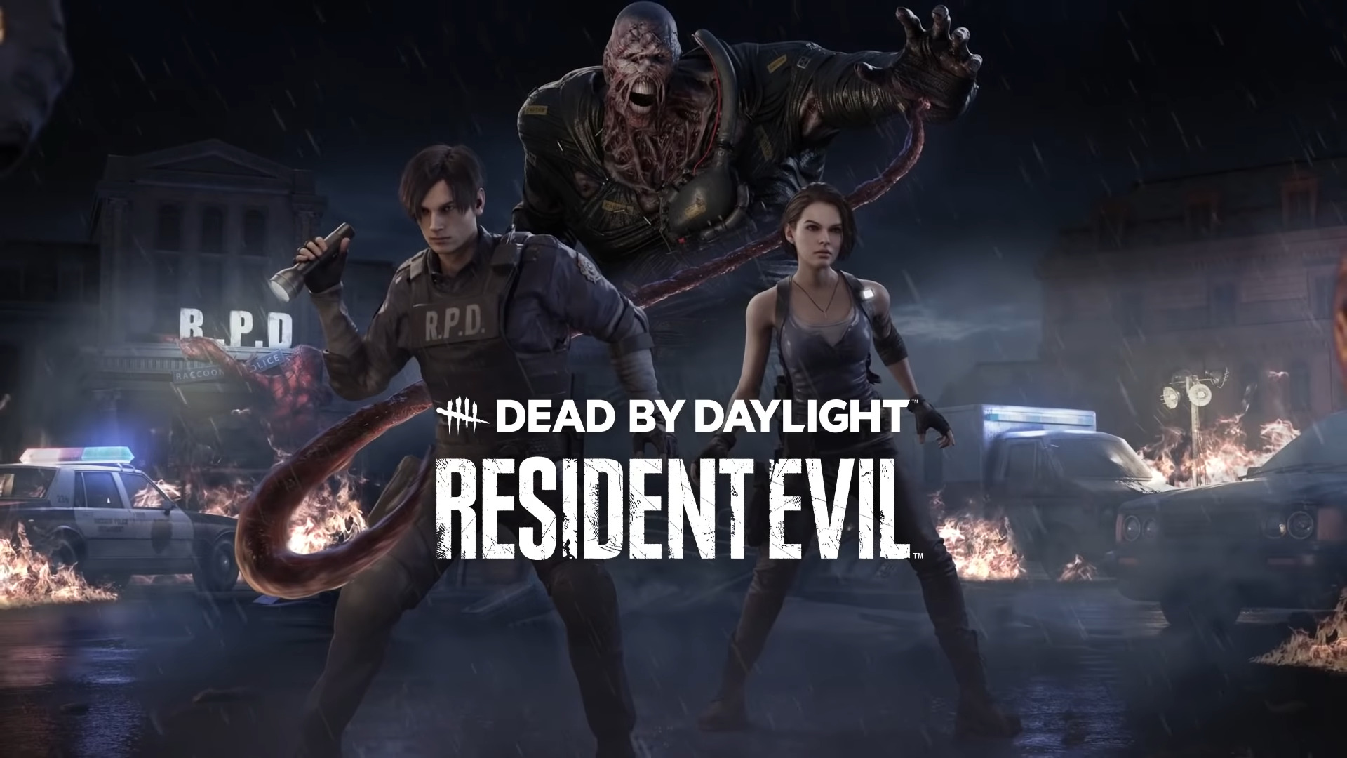 Dead By Daylight | Resident Evil Chapter